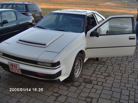 Nissan Silvia GP 2.0 16V