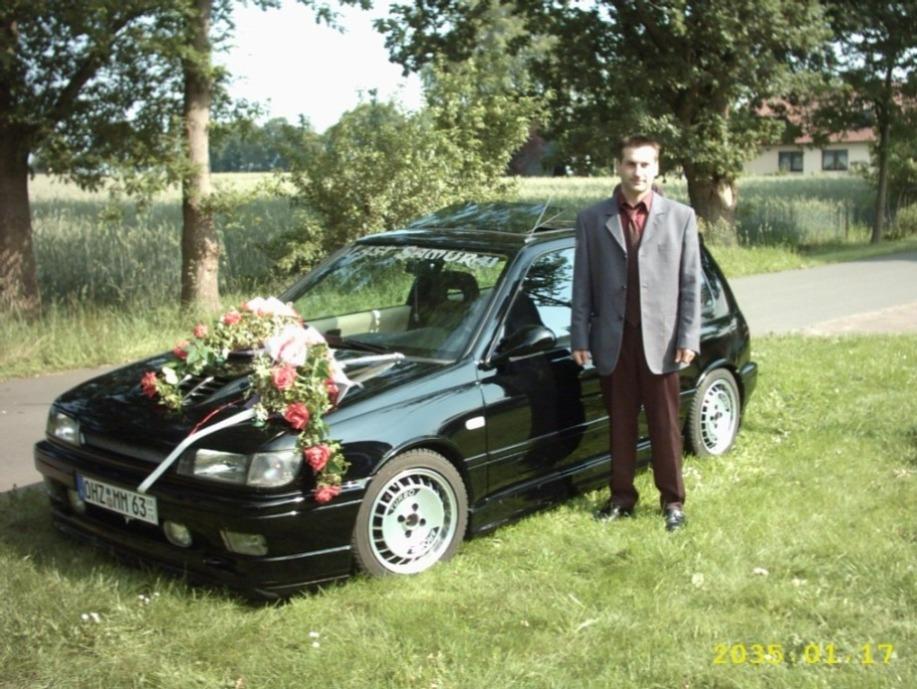 Brautwagen SR20DE-Team