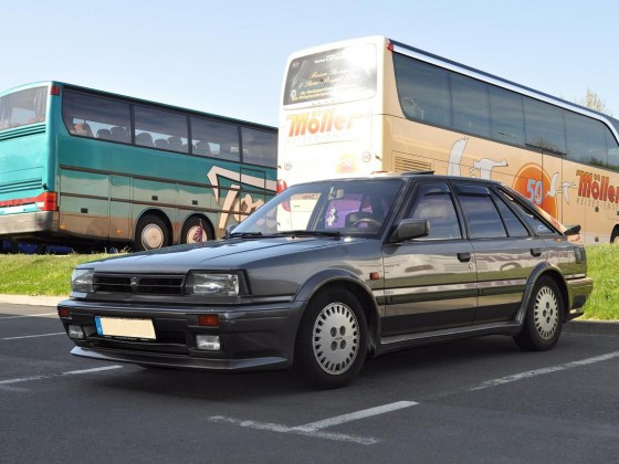 Nissan Bluebird T72 1.8 Grand Prix