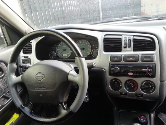Emanuela im Jahr 2018 - Cockpit vom STW