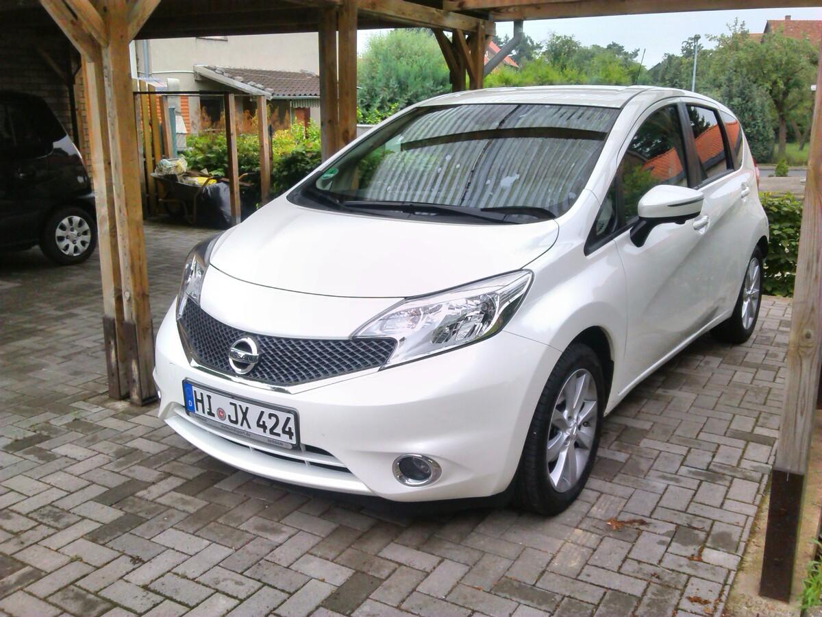 Nissan Note TEKNA 1,5 dCi