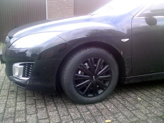 Mazda 6 Winter10