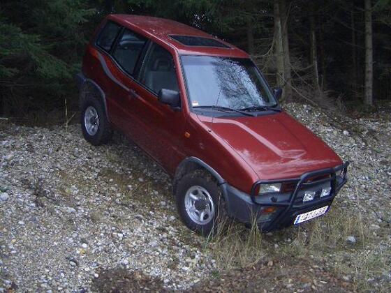 Terrano II (Winterauto)