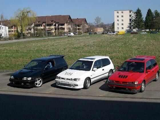 Sunny Trio