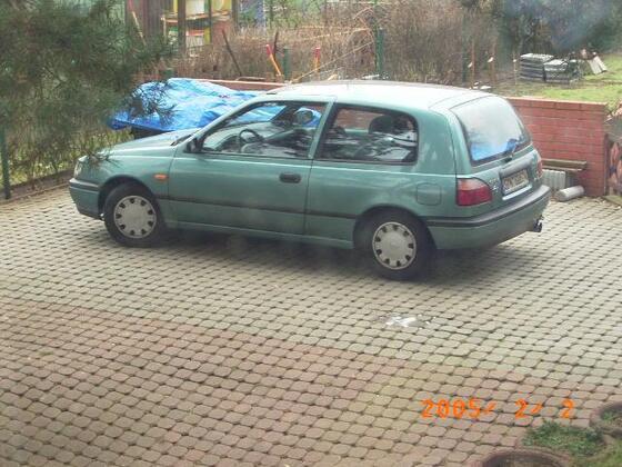 Mein III Auto ein N14