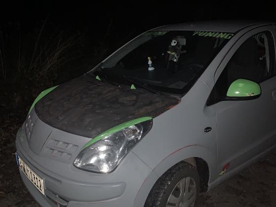 Nissan Pixo aka El Chapo