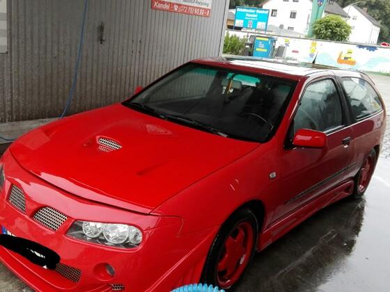 Nissan almera gti zu verkaufen