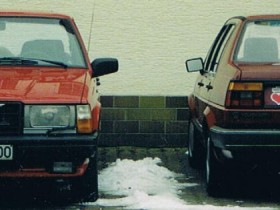 Mein 740 und mein Jetta