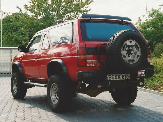 Mein erster Nissan
