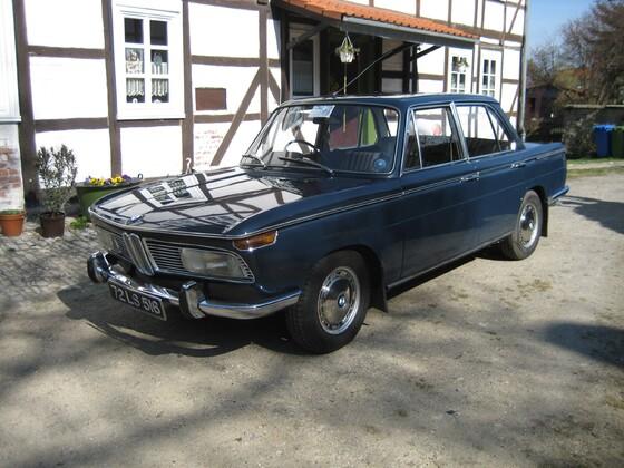 BMW 2000 von 1972