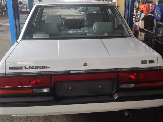 Nissan Laurel C32