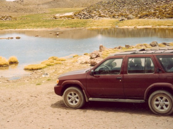 Pathfinder in Chile