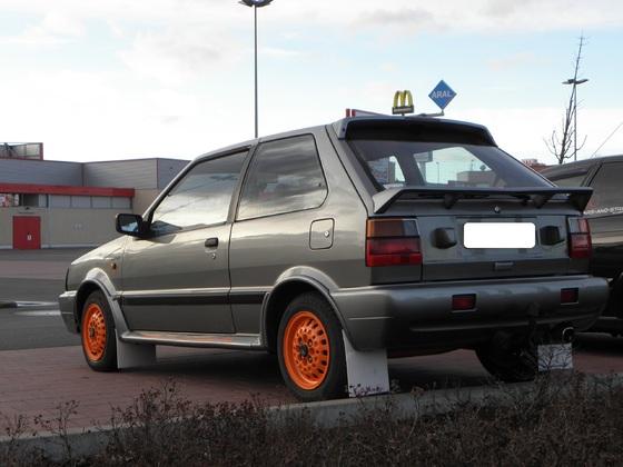 Micra K10 Alltagsauto