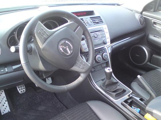 Mazda 6 Dyn 08