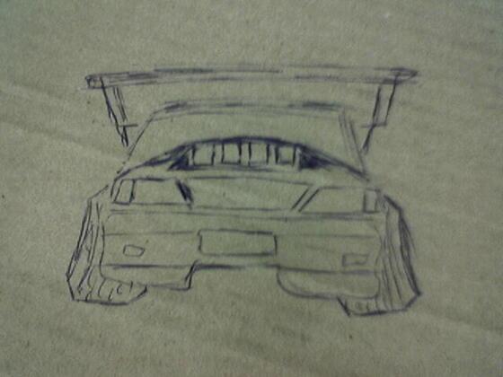 Zeichnung N13