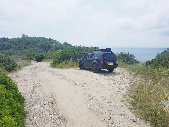 Overlanding nach Elba