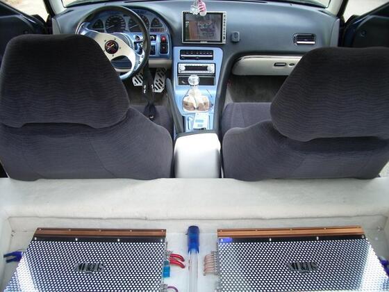 S13 Cockpit