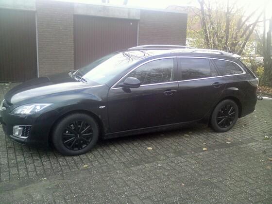 Mazda 6 Winter 09