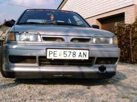 Mein altes Auto