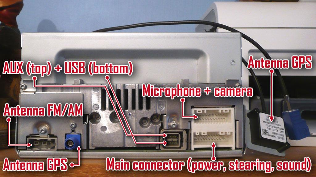 Steckerbelegung Doppel Din Radio  Cd 28184bc41a - U0026gt  Bp5387 - Hifi