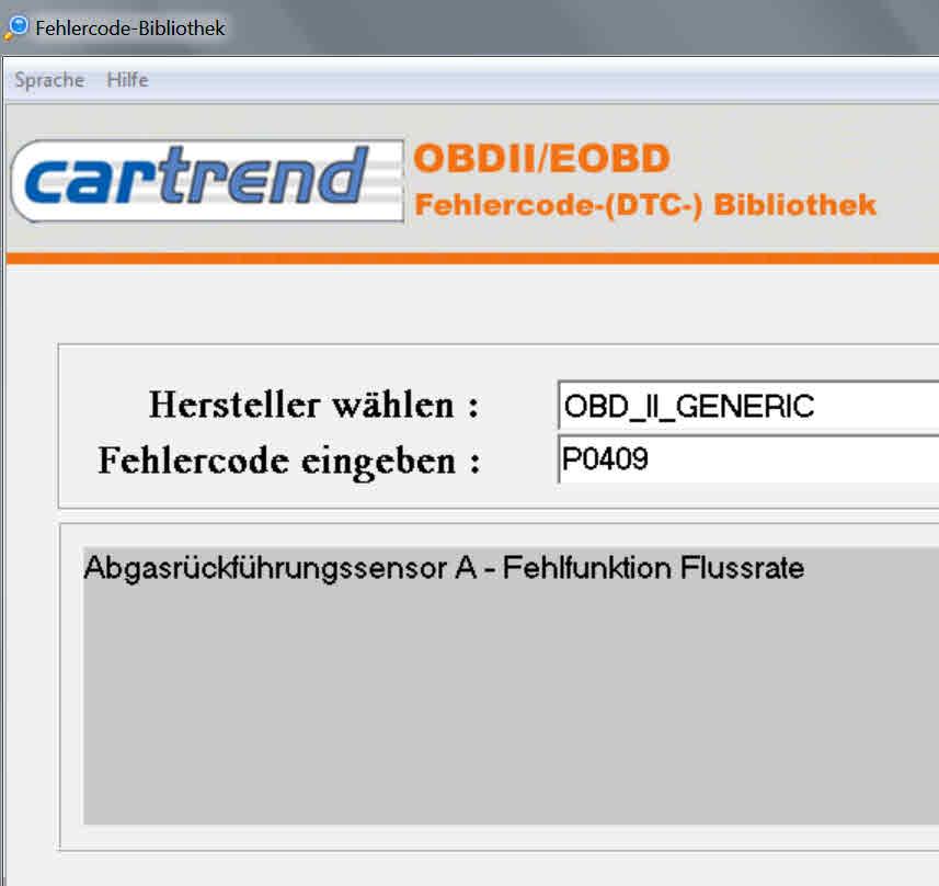 P0409 - AGR-Ventil - Mögliche Fehlerquellen? - Pathfinder